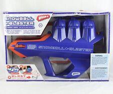 Wham-O Snowball Blaster Target Game Snowball Launcher Machine New