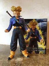 Dragon Ball Z Super Saiyan Trunks Action Figure 9.5''  inches tall