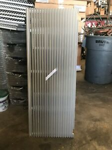 Frigidaire Aluminum PTAC Grilles Brand New In Box, Some Opened