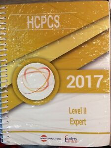 HCPCS  2017 Level II Expert from Ingauge Publications and Coders Central
