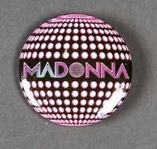 Madonna Confessions on a dancefloor Promo disco ball Badge Pin button 2005 new