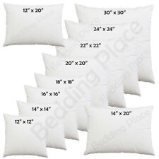 Cushion Inner Pads Inserts Deep Filled 30, 35, 40, 45, 50, 60, 65, 70cm Scatter
