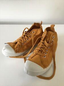 Bensimon Womens Tennis/ Hightop Shoes/ Sneakers Size 39