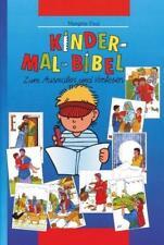 Kinder-Mal-Bibel von Margitta Paul (1998, Taschenbuch)