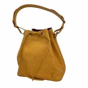 LOUIS VUITTON Petit Noe M44109 Shoulder Bag PVC Kabukiya 21015754YU