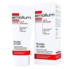 EMOLIUM Body emulsion 200 ml, EMOLIUM Emulsja do ciała 200 ml