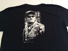 Chase Authentics Dale Earnhardt Jr. Black Tshirt Sz XL