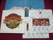 Bee Gees, Peter Frampton Sgt.Pepper's Lonely Hearts Club Band 2LP + Poster M-/EX