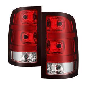GMC 07-13 Sierra 1500 2500HD 3500HD Replacement Rear Tail Brake Lights Set