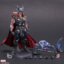 Marvel Universe Variant Play Arts Kai Thor PVC Action Figure Statue New In Box
