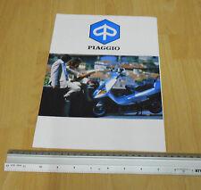 1995 Piaggio Sales Catalogue