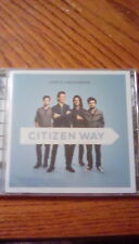 """Citizen Way""""Love Is the Evidence""""How Sweet the Sound""""Should've Been Me"""" MINT!!!"""