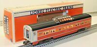 Lionel O Scale Southern Pacific Daylight Aluminum Vista Dome Car 6-7211