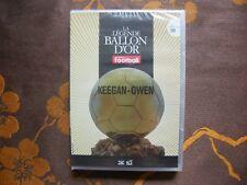 DVD LA LEGENDE DU BALLON D'OR N°10 / KEEGAN - OWEN  (2008)  NEUF
