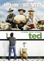 Nuovo Ted / A Million Ways A Die IN The West DVD