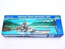Trumpeter 05712 1/700 German Battleship Tirpitz 1944