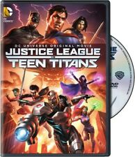 Justice League Vs. Teen Titans [New DVD] Full Frame, Ac-3/Dolby Digital, Dolby