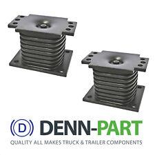 2x Renault Premium / Kerax Elephants Foot Suspension Block 7420390836