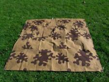 Soviet Tan and brown camouflage plash-palatka