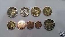 manueduc   ESPAÑA 2016   9  Monedas  con  2€  Acueducto de Segovia Nuevas