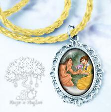 Tarzan & Jane Flowers Necklace - Handmade Children's Jewelry - Tarzan - Disney