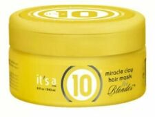 Its A 10 Miracle Clay Hair Mask For Blondes 8oz *NEW & SEALED*