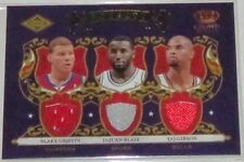 2009/10 Griffin/Blair/Gibson Panini Crown Royale Rookie Jersey Card #3 Ser #/499