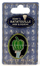 New Disney Epcot 2015 Food & Wine Remy's Ratatouille Hide & Squeak Pepper Pin