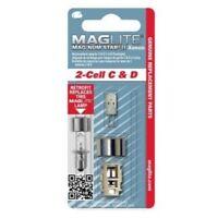 Mag Instrument LMXA201 2 Cell Krypton Flashlight Replacement Bulb