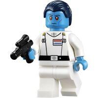 LEGO Admiral Thrawn Minifigure sw0811 From Star Wars Set 75170