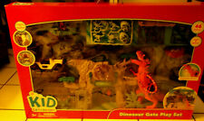 Kid Connection Dinosaur Gate Play Set, 46 piece, New In Box!!