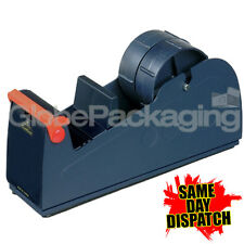 "HEAVY DUTY 2"" METAL BENCH TABLE DESKTOP TAPE DISPENSER"