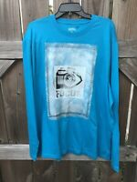 Daniel Cremieux Men's XXL Long Sleeve Graphic T-shirt, NWT