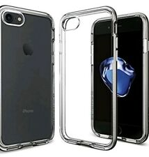 Spigen neo hybrid crystal case for iphone 7 (042CS20522) Gunmetal