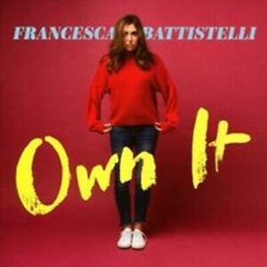 CD Francesca Battistelli OWN IT christ Pop Worship NEU  Steffany Gretzinger
