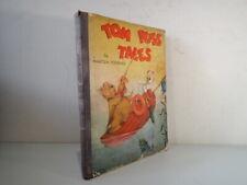 Tom Puss Tales, Marten Toonder, illustrated, Birn Brothers Ltd C 1920s