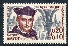 STAMP / TIMBRE FRANCE NEUF LUXE °° N° 1370 ** JACQUES AMYOT