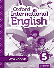 Oxford International Primary Inglés Student Workbook 5 POR danihel, Emma Papel