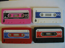 Iphone 4 soft rubber cassette cover