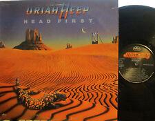 ► Uriah Heep - Head First (Mercury / Bronze 422-812 313-1) Mick Box,Lee Kerslake