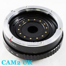 New Build in Aperture Canon EOS EF Lens to SONY NEX E Mount Adapter NEX-7 NEX-5