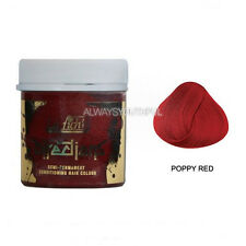 La Riche Directions Semi Permanent Hair Color Dye - Poppy Red