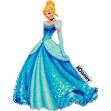 Cinderella - Disney - Aufnäher / Patch / Badge - Neu - #9090 - Aufbügler