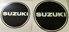 SUZUKI X7 250 GT250E GT250EN ENGINE COVER DECALS
