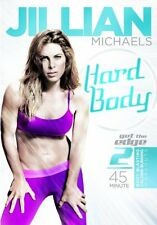Jillian Michaels Hard Body New Sealed DVD