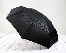 High Quality Men's Umbrella Parasol black Dome Sun/Rain Umbrella hot sale