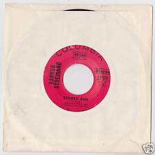 "Barbra Streisand-Stoney End 7"" solo 1970/estéreo"