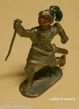 Ancienne Figurine W. GERMANY : CHEVALIER MOYEN AGE à détourner - Modèle 5