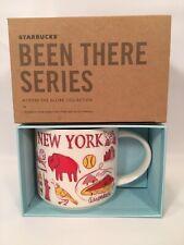 """Starbucks """"Been There Series"""" New York 14 Oz. Mug -Brand New With SKU #"""