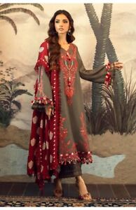 sana safinaz original unstitched 2021 Winter Collections (delivery In 2 Weeks)